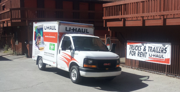 Mountain Storage Uhaul Rental